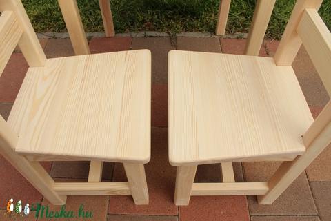 Gyerekasztal gyerekszék gyerek asztal szék sámli pad (arvaiz69) - Meska.hu