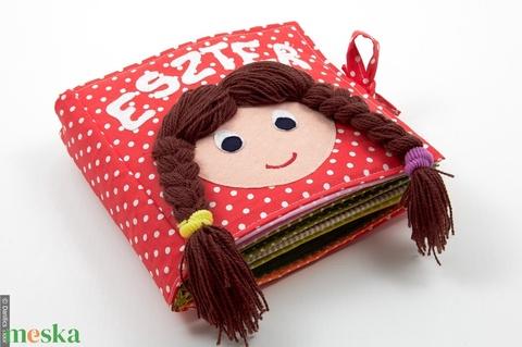 Névreszóló csendeskönyv, fiúknak és lányoknak, választható oldalszám és gyakorlatok   (Babam) - Meska.hu
