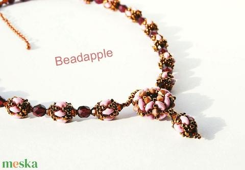 Barokk elegancia (beaDapple) - Meska.hu