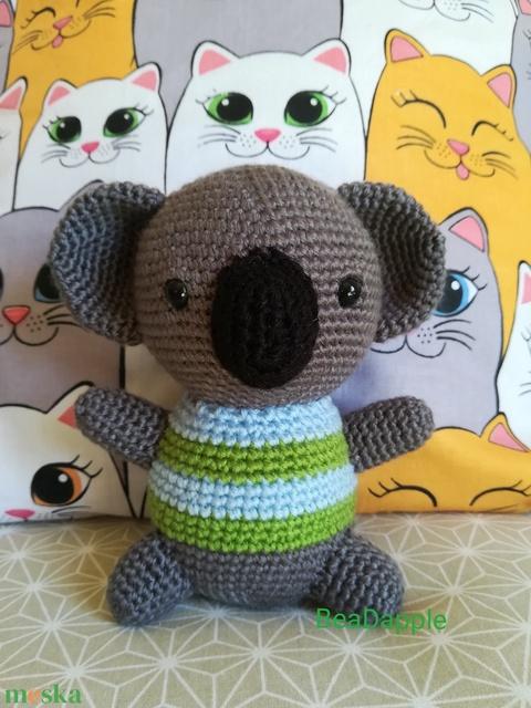 Brúnó, a koala - Meska.hu
