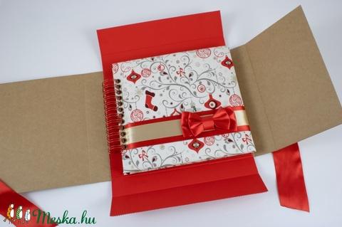 Red Reindeer fotóalbum, kicsi (BeHappyBooks) - Meska.hu