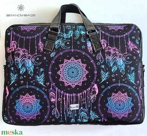 Álomfogós vízálló női laptop táska (BrandM) - Meska.hu