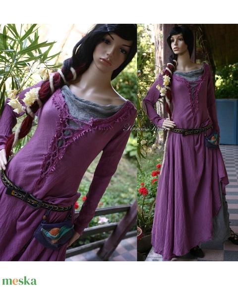 GENEVIEVE kirtle - alternative fashion design - Meska.hu
