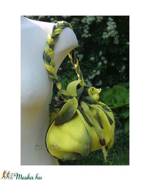 DAPHNE - tündér-bugyor bohém artsy táska (brokat) - Meska.hu