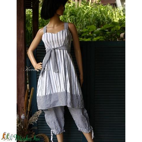 ARABELLA-SZETT XL - design ruha, pázs-ruha - Meska.hu