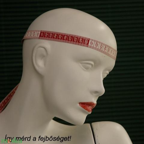 ANTÓNIA - barett-kalap L (brokat) - Meska.hu