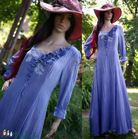 BEATRIX - artsy design princessz-ruha  (brokat) - Meska.hu