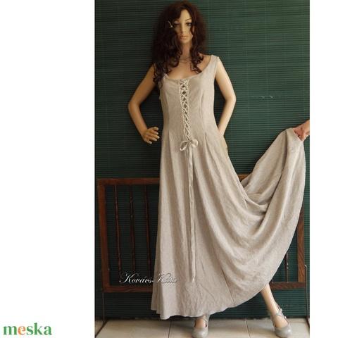 PARMA kirtle - romantikus design ruha, kötényruha (brokat) - Meska.hu