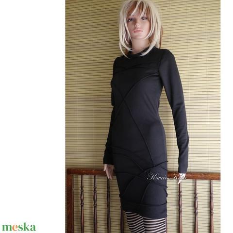 NASCA - jersey pulóver-ruha (brokat) - Meska.hu