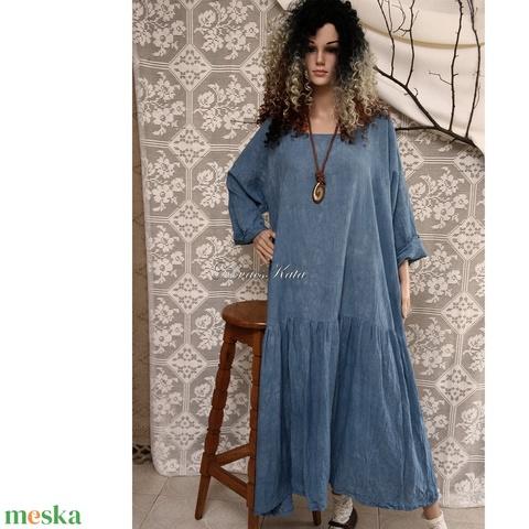 RACHEL - színezett lagenlook flapper ruha - Meska.hu