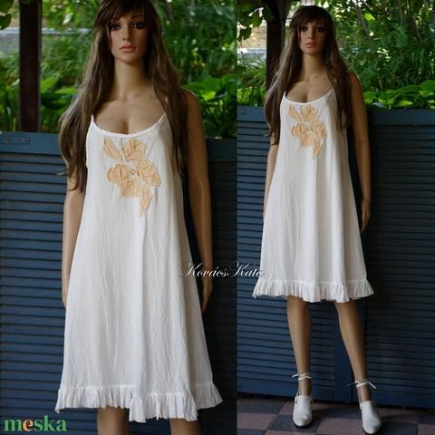 CLARA kombiné-ruha, plázs-ruha  - Meska.hu