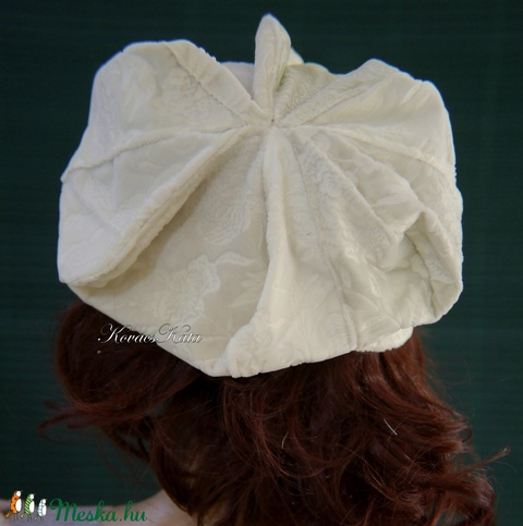 LOLI-SAPI - brokát-mintás design kalap, sapka (brokat) - Meska.hu
