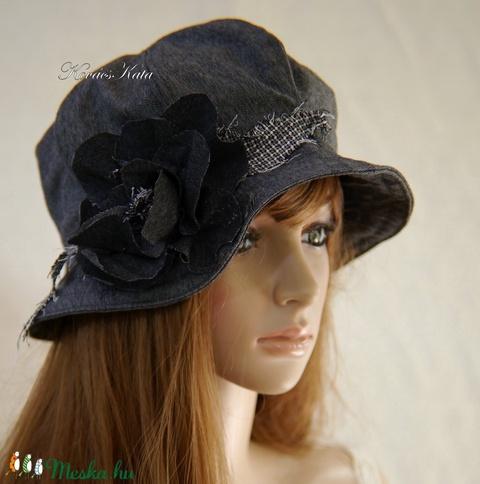 GEMMA - romantikus harang kalap / szürke (brokat) - Meska.hu