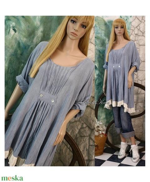 ANKA - romantikus design-ruha (brokat) - Meska.hu