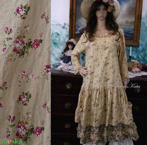 KAMILLA - flapper-ruha - Lolita style fashion design - Meska.hu