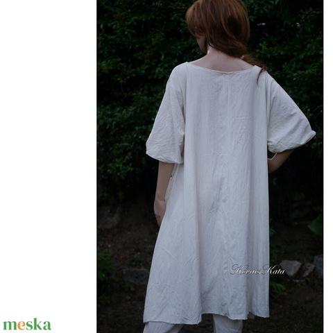 MANILA / madaras - lagenlook design-ruha - Meska.hu