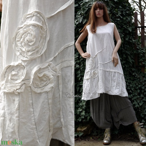 SZABRINA - artsy design jumper ruha - Meska.hu