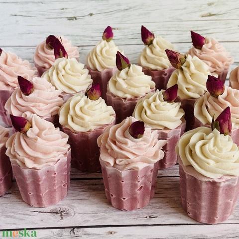 Mini szappan muffin (CalypSoap) - Meska.hu