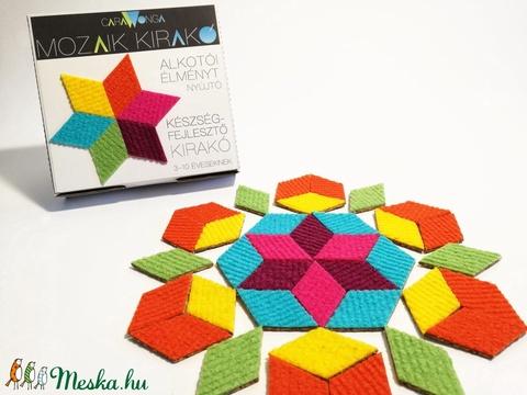 Mozaik kirakó 1. (carawonga) - Meska.hu