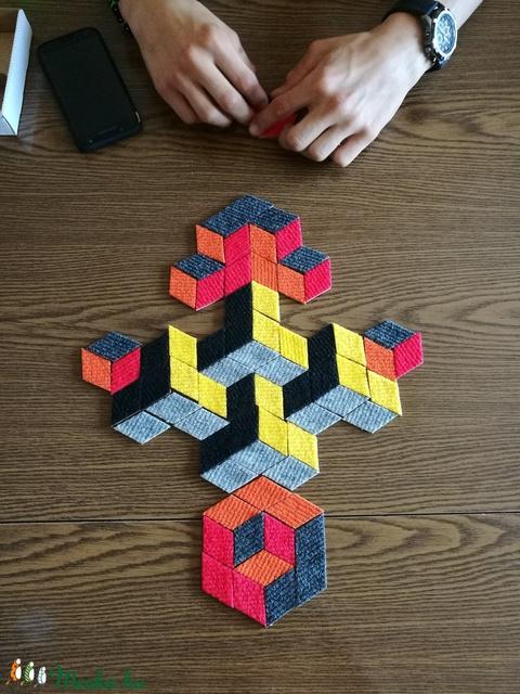 Mozaik kirakó 3. (carawonga) - Meska.hu