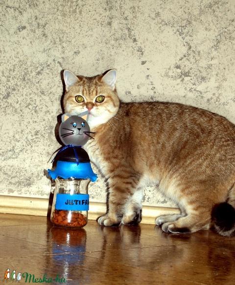 JutiFalat-tartó macskáknak (CicaDizajn) - Meska.hu