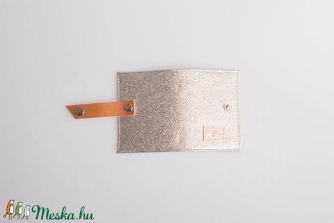 Rough silver - bankkártya tartó (Coquette) - Meska.hu