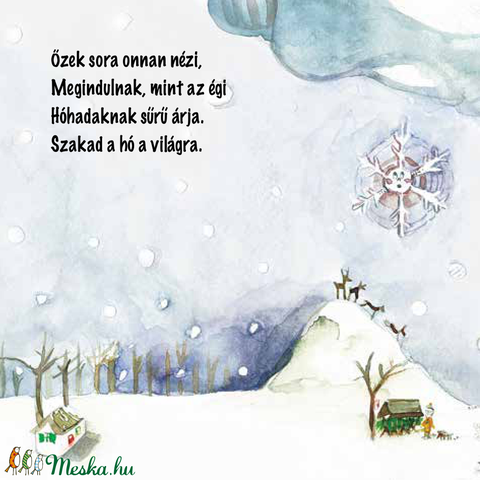 Vidám téli versek - Meska.hu