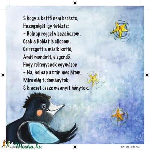A három szarka című verses mesekönyv (ÚJ) - Meska.hu
