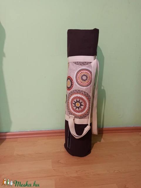 Jóga matrac táska (CsigaBagi) - Meska.hu