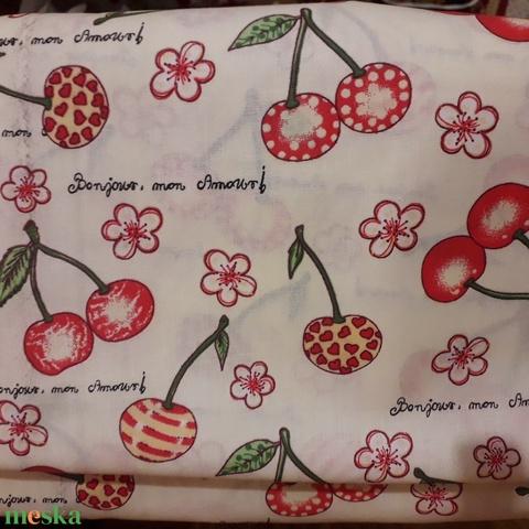 Babahinta - cseresznye, RUGÓVAL  (Csillapalinta) - Meska.hu
