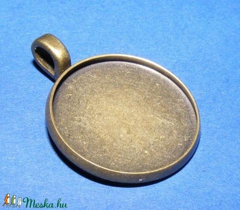 Medál alap (185/C minta/1 db) - Meska.hu