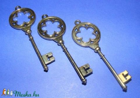 Medál (553. minta/1 db) - kulcs - Meska.hu