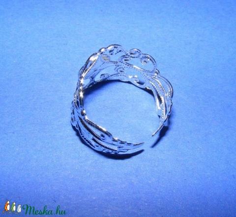 Gyűrű alap (54. minta/1 db) - Meska.hu