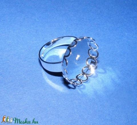 Gyűrű alap (44/A minta/1 db) (csimbo) - Meska.hu