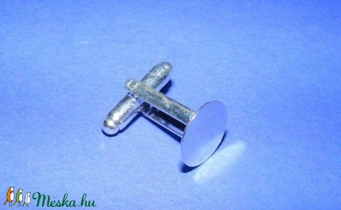 Mandzsettagomb alap (157. minta/2 db) - Meska.hu