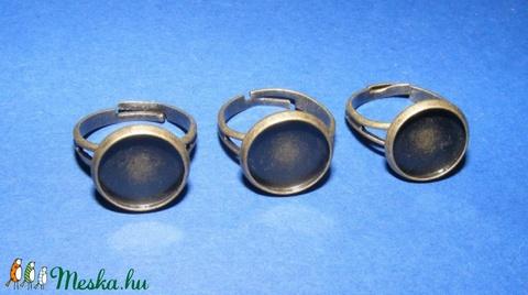 Gyűrű alap (15. minta/1 db) - Meska.hu