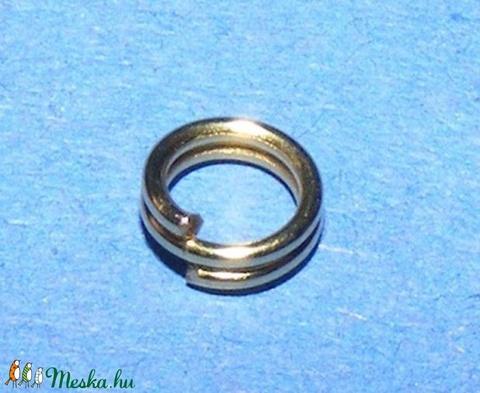 Szerelőkarika (1015/B minta/20 db) - 4x0,7 mm - Meska.hu