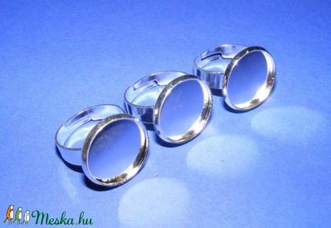 Gyűrű alap (47/A minta/1 db) (csimbo) - Meska.hu