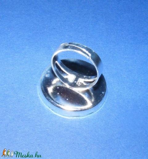 Gyűrű alap (2/A minta/1 db) - Meska.hu