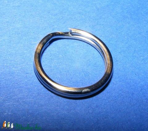Kulcskarika (460/A minta/10 db) - 15 mm - csat, karika, zár - Meska.hu