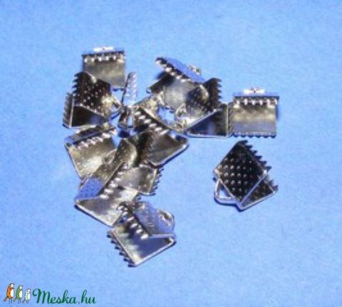 Szalagvég (2 minta/10 db) - 6x8x5 mm (csimbo) - Meska.hu