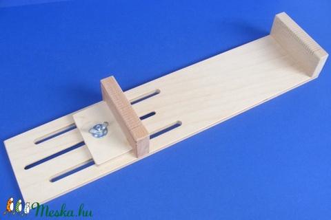 Állítható gyöngyfűző keret (1 db) - kicsi - Meska.hu