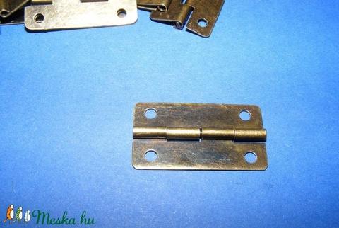 Zsanér (21. minta/1 db) - 30x15 mm - Meska.hu