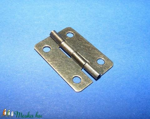 Zsanér (4. minta/1 db) - 25x18 mm - Meska.hu