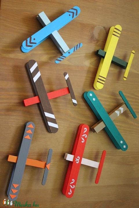 Fa spatula (15x1,8 cm/100 db) - tasakos - Meska.hu