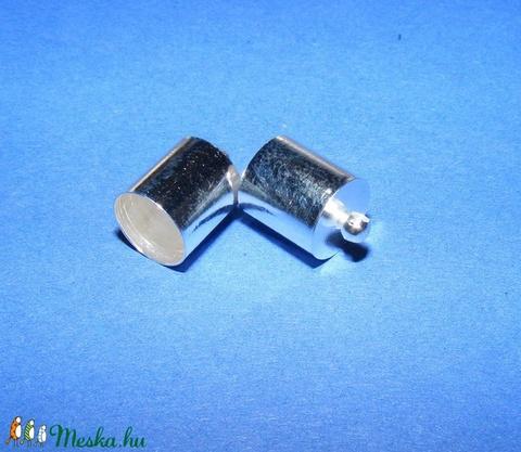 Bőrvég (35 minta/1 db) - 9x13 mm - Meska.hu