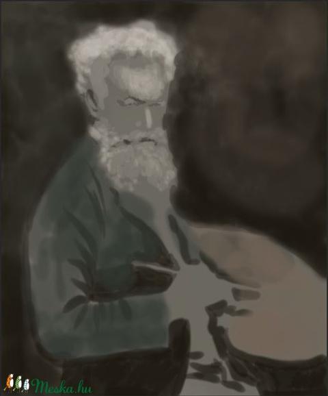 Munkácsy Mihály (csirimiri) - Meska.hu