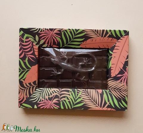 Csokigyík (CsokiCsel) - Meska.hu