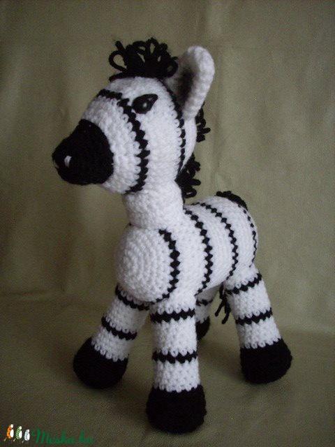 Zebra - Meska.hu