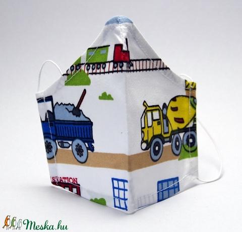 AUTÓS   SZÁJMASZK - INGYEN SZÁLLÍTÁS ( felnőtteknek-gyerekeknek- egyedi -egészségügyi szájmaszk)  - Meska.hu
